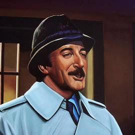 Paul Meijering - Peter Sellers as inspector Clouseau