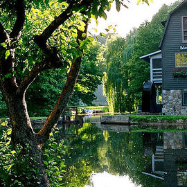 Julie Ketchman - Peterson Mill in Saugatuck Michigan