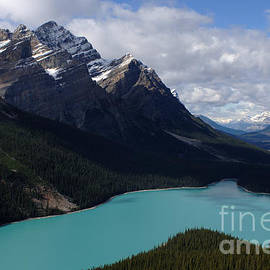 Bob Christopher - Peyto Lake Canadian Rockies