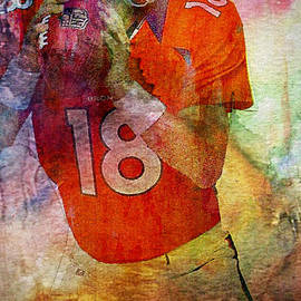 M and L Creations - Peyton Manning