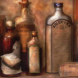 Mike Savad - Pharmacy - Indigestion Remedies