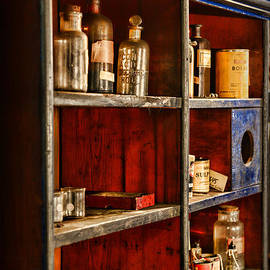 Paul Ward - Pharmacy - The Back Room