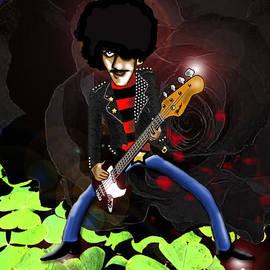 Kev Moore - Phil Lynott of Thin Lizzy
