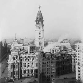Unknown - Philadelphia City Hall 1900