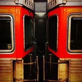 Richard Reeve - Philadelphia - Subway Face Off