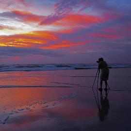 Amanda Sinco - Photographer In Action