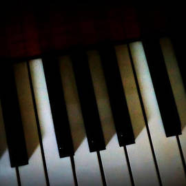 Laurie Pike - Piano keyboard