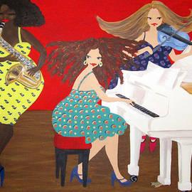 Gea Scheltinga - Piano party