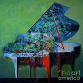 Zheng Li - pianoNo.56-Love songs under the moonlight