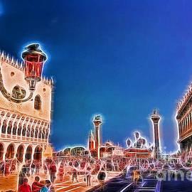 Allen Beatty - Piazza San Marco