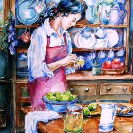 Trudi Doyle - Pickling Pears