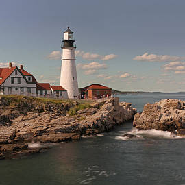 Juergen Roth - Picturesque Portland Head Light