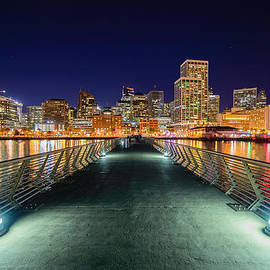 Mike Ronnebeck - Pier 14