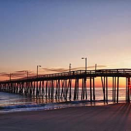 Gregg Southard - Pier Sunrise