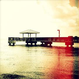Chris Andruskiewicz - Pier Sunset