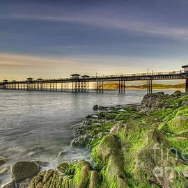 Darren Wilkes - Pier Sunset