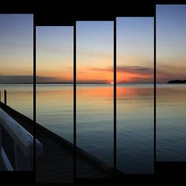 Kim Andelkovic - Pier View Sunset