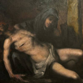 Dan Radi - Pieta 13. Station of the Cross