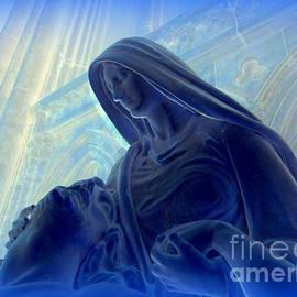 Ed Weidman - Pieta In Blue