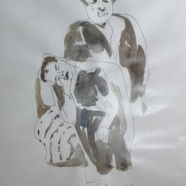 Esther Newman-Cohen - Pieta in Mother