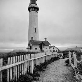 Lisa Chorny - Pigeon Point Lighthouse