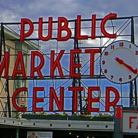 Brad Walters - Pike Place Market