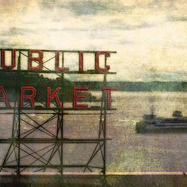 Claude LeTien - Pike Place Market