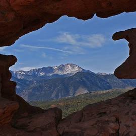 Ernie Echols - Pikes Peak 2 2012