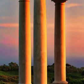 Kasia Bitner - Pillars of Life