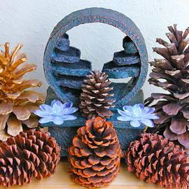 Lorna Maza - Pine Tree Flowers