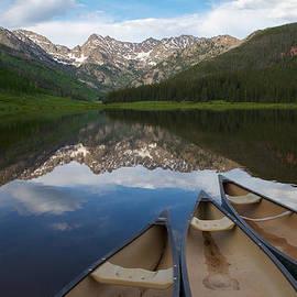 Aaron Spong - Piney Lake Canoes