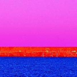Daniel Thompson - Pink and Blue Light