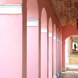 Georgia Sheron - Pink Arches