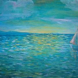 Alice Butera - Pink Boat