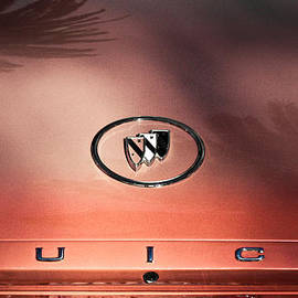 Merrick Imagery - Pink Buick