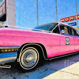 Liane Wright - Pink Cadillac