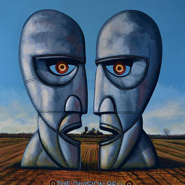 Paul  Meijering - Pink Floyd - The Division Bell