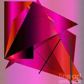 Iris Gelbart - Pink Fragments