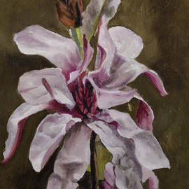 Jolante Hesse - Pink Magnolia