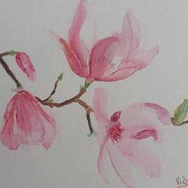 Vidya Vivek - Pink Magnolia