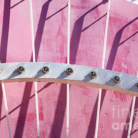 Art Block Collections - Pink Marquee in Lights