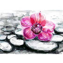 Lina Tumarkina - Pink Orchid