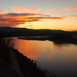 Guido Strambio - Pink river