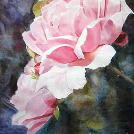 Greta Corens - Pink Rose Caroline