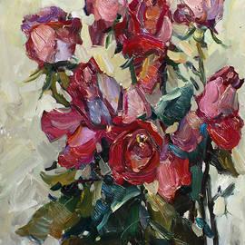 Juliya Zhukova - Pink roses
