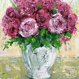 Stremena Tuzsuzova - Pink Roses