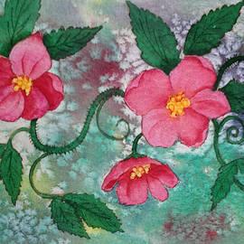 Teresa Ascone - Pink Roses