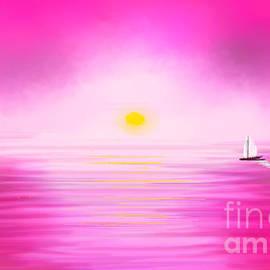 Anita Lewis - Pink Sunset