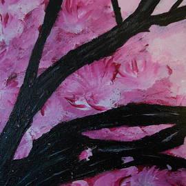 Dotti Hannum - Pink Tree 2