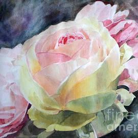 Greta Corens - Pink Yellow Rose Angela